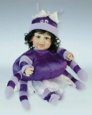 RARE Marie Osmond Babies A Bloom Doll Spider NRFB #134/300