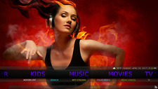 "AMAZON TV FIRE STICK 2 GEN ALEXA ""K"" 17.1 MOVIE SPORTS EVERYTHING! - NO LIMITS"