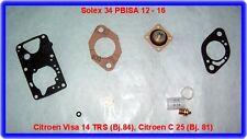 Solex 34 PBISA 12-16,Rep.Satz,Citroen Visa 14 TRS,C 25