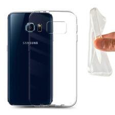 Étuis, housses et coques blancs transparents Samsung pour téléphone mobile et assistant personnel (PDA)