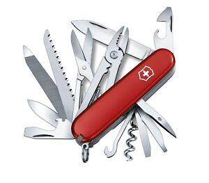 """Victorinox - """"Handyman"""" Mittleres Taschenmesser mit 24 Funktionen in rot"""