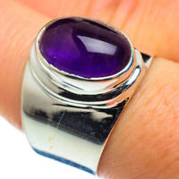 Amethyst 925 Sterling Silver Ring Size 8.75 Ana Co Jewelry R48950F