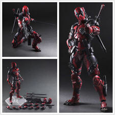 Marvel Universe Deadpool SquareEnix VARIANT Play Arts Kai Figure Toy New in Box