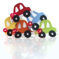 String Lights - Colourful Cars - Night Light, Indoor, Fairy Lights, Blue and Red