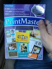 Broderbund PrintMaster v6 Platinum,