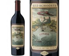 CAYMUS WINERY  *** RED SCHOONER VOYAGE 6***  12 BOTTLE  New Release
