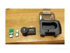 Seek Thermal Camera Compact, Manual Focus, micro, Type-C usb