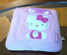 Hello Kitty Pillow With Pen And NotePad