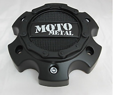 Moto Metal 972 6x135 Center Cap Satin Black 1079L145MO2SB fits Ford Wheels ONLY