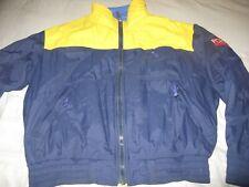 Vintage POLO RALPH LAUREN Jacket HI TECH Large RL SnowBeach Ski USA 1992 P Wing