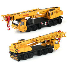 1 55 Scale Diecast Mega Lifter Crane Construction Vehicle Cars Model Toys by KDW