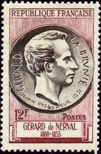 "FRANCE STAMP TIMBRE N° 1043 "" ECRIVAIN GERARD LABRUNIE DE NERVAL"" NEUF xx LUXE"