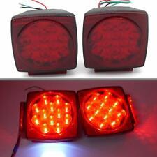 12V Car LED Side Marker Stop Tail Camper Truck Trailer Boat Brake License Light