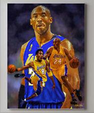 Kobe Bryant LA Lakers Los Angeles Art 1 NBA Basketball 8x10-48x36 CHOICES