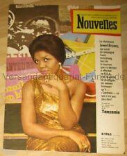Nouvelles magazine illustré AJR 8 1965 Ligue L 'Amitié RDA pour l'Afrique Arabie
