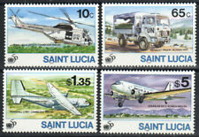 Saint Lucia Stamp - UN 50th anniversary Stamp - NH