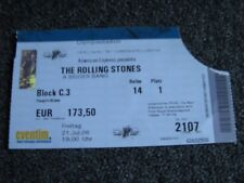 The Rolling Stones-Vieux billet - 21.07.2006 - BERLIN-D' occasion concert Carte-Olympia