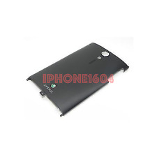 Sony Xperia ion LT28i Back Cover Battery Door – Black - Replacement Part - NEW