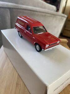 Corgi 67102 1:43 Scale mk1 Ford Escort Van - London Transport motoring memories