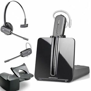 New/Boxed Plantronics CS540 Wireless DECT Headset + HL10 Lifter