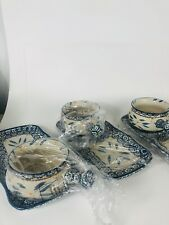 New listing Temptations By Tara 6 Piece Soup And Sandwich Set Old World