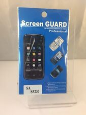 Brand New Sealed - Screen Protector - For Samsung S5230