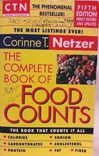THE COMPLETE BOOK OF FOOD By Corinne T Netzer [Paperback]