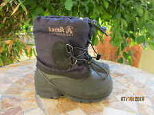 Winterstiefel Stiefel Boots kamik Gr.25 herausnehmbarer Innenschuh Gummistiefel