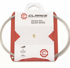 Clarks Universal Galvanised Cycle Inner Gear Wire W1.1 X L2275 MM 100 Pieces