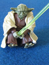 Star Wars Figure - Yoda - Battle of Geonosis  - Hasbro 2006