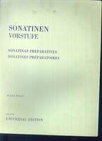 Sonatinen Vorstufe - Piano solo
