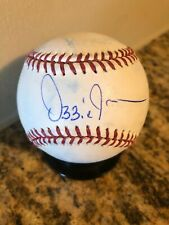 OZZIE GUILLEN SIGNED BASEBALL 2005 WHITE SOX WORLD SERIES CHAMPIONS AUTOGRAPH
