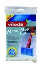 VILEDA MAGIC FLAT MOP CLEANING FLASH FLOOR REFILL HEAD 3D PAD SPONGE NEW