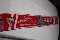 BUFANDA GRUPO CHAMPIONS LEAGUE SEVILLA FC JUVENTUS D ZAGREB Y OL LYON  SCARF