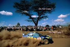Colin McRae Subaru Impreza WRC 97 Winner Safari Rally 1997 Photograph 1