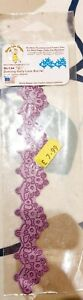 Cheery Lynn Designs Dancing Dolly Lace Border DL134 die NEW SEALED USA