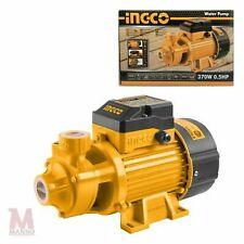 Ingco VPM3708 370W Pompa Idraulica Autoadescante - Gialla