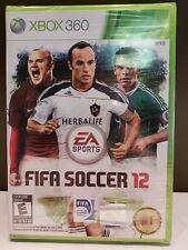 FIFA Soccer 12  (Xbox 360, 2011)