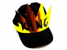 WILL I AM SCREAM & AND SHOUT VIDEO GOLD KING CROWN HAT CAP WILIIAM DECORATION