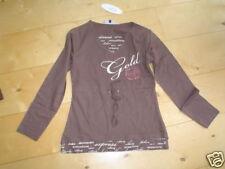 Camicia tunica, Marrone V.GELATI 116 -140