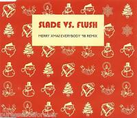 SLADE vs FLUSH - Merry Xmas Everybody '98 Remix (UK/EU 3 Tk CD Single)
