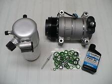 1999-2002 Chevrolet Express 1500 / 2500 / 3500 New A/C AC Compressor Kit