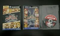 Nintendo GameCube Super Smash Bros. Melee Japan Import NGC Game US Seller