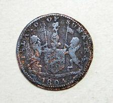 1 keping East India Co.,1804 coin # 129