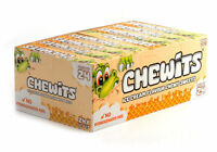 FULL BOX 24 Units CHEWITS ICE CREAM Flavor Chewy Candy 24 x 29g 1oz