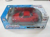 MAISTO LEXUS SC 430 RED PLAYERZ LUXURY DIECAST COLLECTION E:1/18 NEW!!!