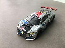 Carrera Digital 132 30769 Audi R8 LMS Audi Sport Team LICHT Karosse+Chassis