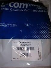 L-Com CSMN37MF-5