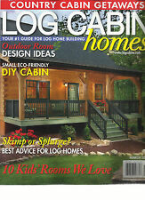 LOG CABIN HOMES MAGAZINE   YOUR # 1 GUIDE FOR LOG HOME BUILDING   MARCH, 2017