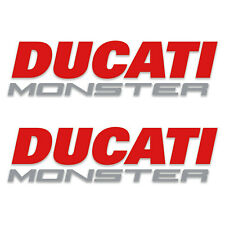 Ducati  Monster gas tank decals stickers # 420